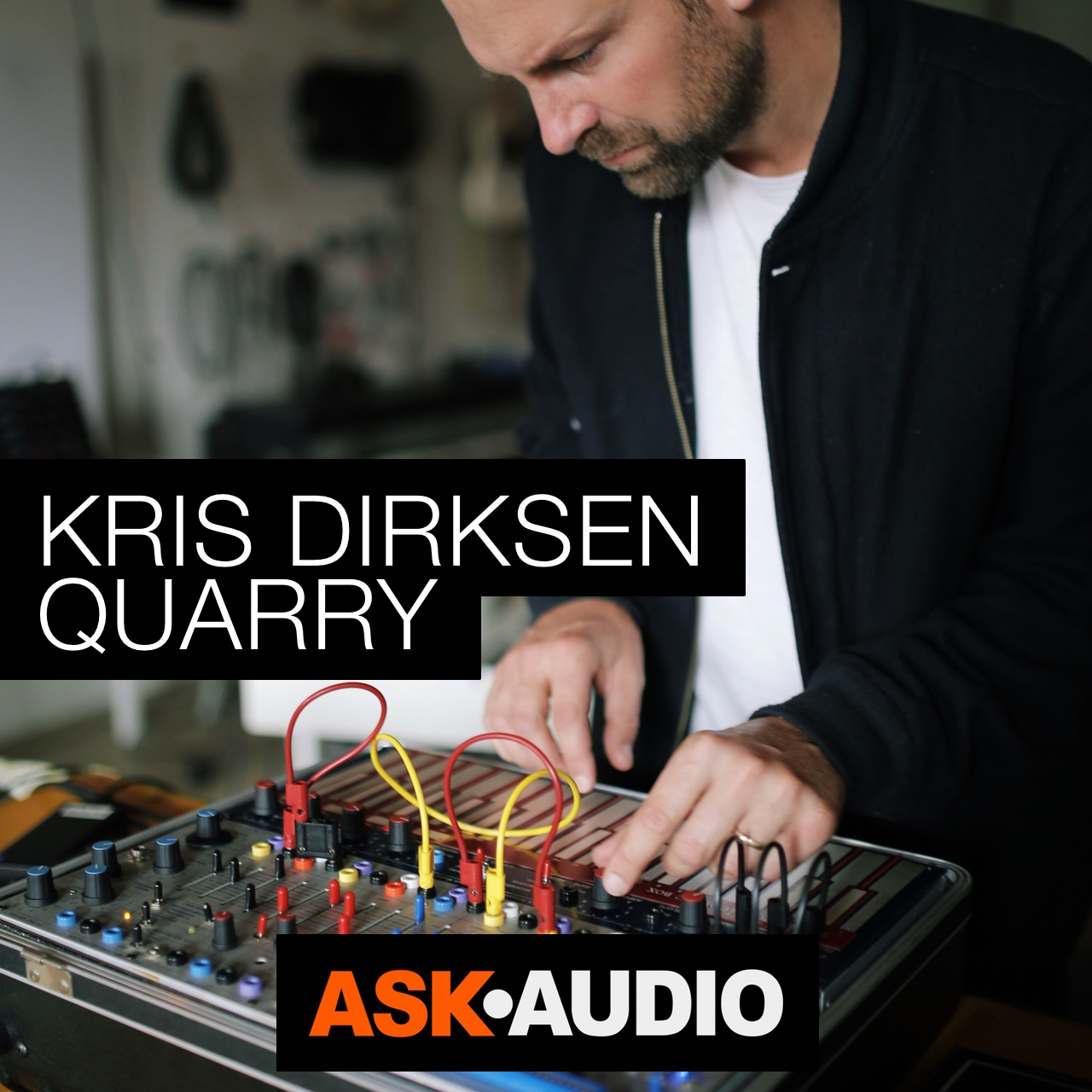 Synth Stories 006 - Kris Dirksen / Buchla Music Easel
