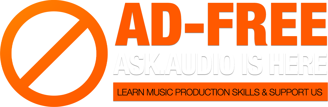 Ad free Ask.Audio Sale