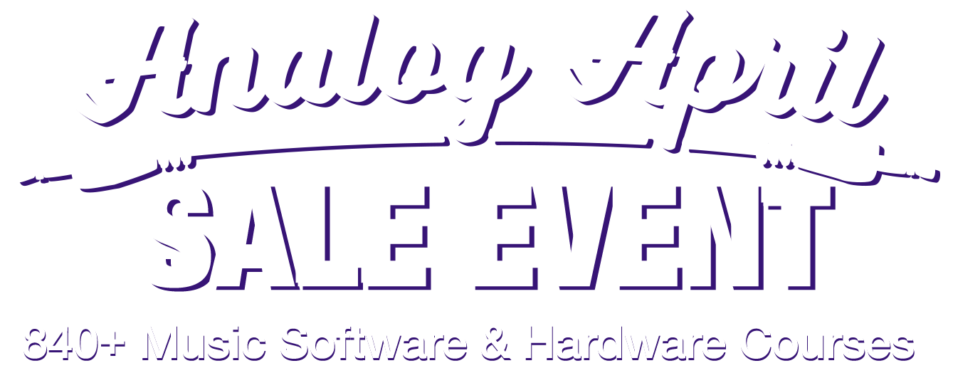 Analog April Sale